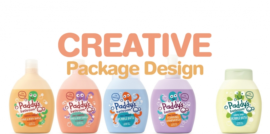Creative Package Design